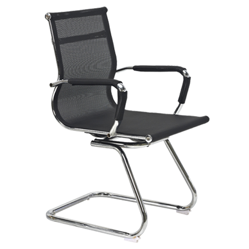 Office Chair Home Computer Chair Staff Chair Turn Foot Breathable Nano Summer Mesh Bow Bow Conference Chair Mahjong Chair
