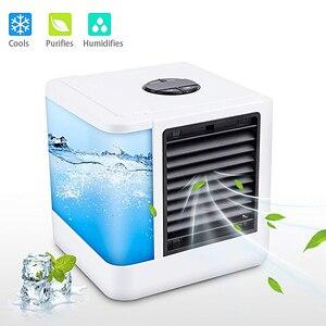 7 Colors Mini Portable Air Con