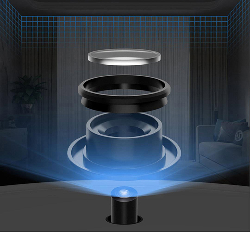 H9f9a608dad5d4610b324b0fb0acfccc5U XIAOMI MIJIA Mi Sweeping Mopping Robot Vacuum Cleaner 1C for Home Auto Dust Sterilize 2500PA cyclone Suction Smart Planned WIFI