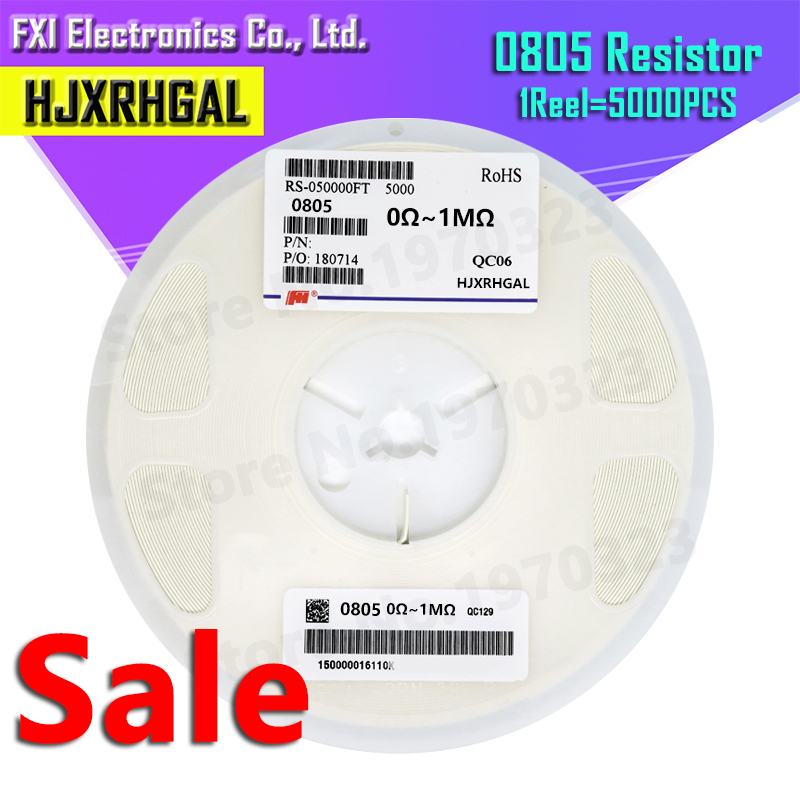 100PCS Resistor 10k Ohm 0805 SMD RoHS NEW