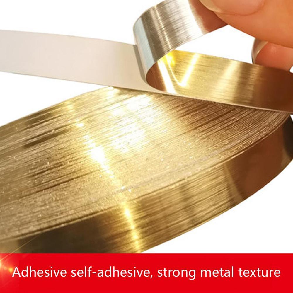Home Decoration Tile Gap Tape Self-adhesive Paper Floor Wall Seam Sealant