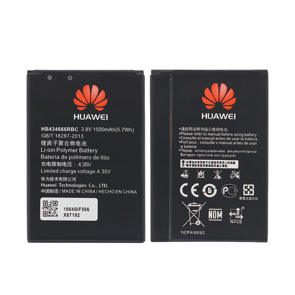 Original Battery For Huawei Hb434666rbc 1500mah For Huawei E5573 E557 E5573s 320 E5573s 606 E5573s 806 Replacement Phone Battery Mobile Phone Batteries Aliexpress