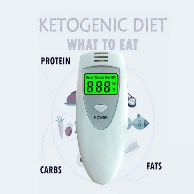 GREENWON ketosis meter breath ketone tester monitor fat burn & weight loss monitor detector keto ketyo meansurement
