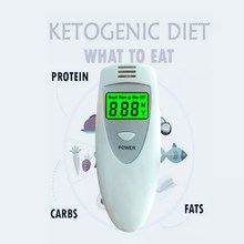 جهاز اختبار التنفس ketosis من greenwin جهاز قياس حرق الدهون وفقدان الوزن جهاز كاشف keto ketyo جهاز قياس الوزن