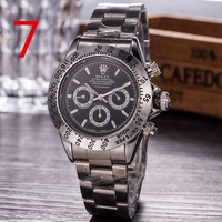 rolex- Fashion Brand Automatic Mechanical Watches Men\'s Waterproof Skeleton Wrist Watch With women men Leather strap 693