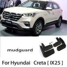 Для hyundai creta ix25 2020 брызговики брызговик покрытия грязезащитные