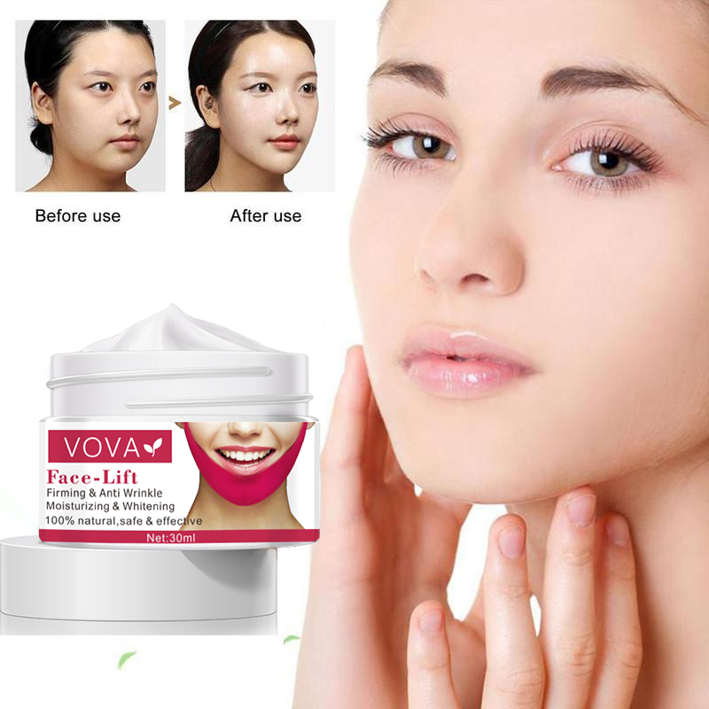 Slimming Face Cream Anti Aging lifting 3D Cream Facial Lifting Firm Skin Care firming powerful V-Line Face Care Moisturizing