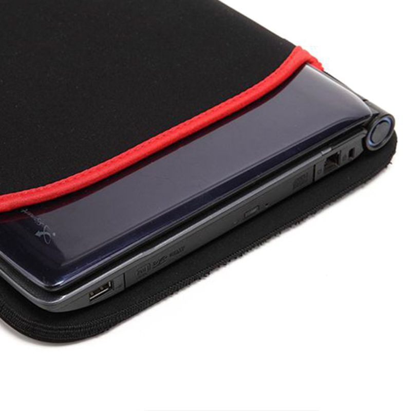 10-17 Inch Laptop Pouch Protective Bag Neoprene Soft Sleeve Tablet PC Case Bag DXAC