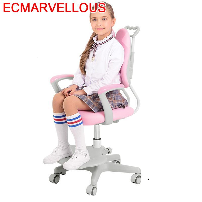 Meuble Sillones Infantiles Table Pouf Enfant Silla Madera Adjustable Kids Baby Furniture Cadeira Infantil Children Chair