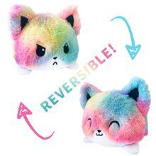 Plushie bonito crianças kawaii acessórios polvo de pelucia reversivel kuscheltier jouet enfant brinquedos pulpo unicornio panda