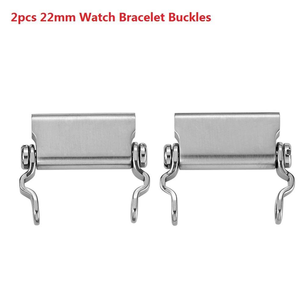 2pcs Silver Parts