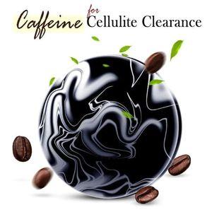 Vulkanischen Ton Kaffee Abnehmen Seife Bar Organische Aktivkohle Körper Klar Bar