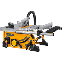 Table-Saw Wood-Cutting-Machine Mechanical Sliding Woodworking Desktop Dust-Free Small