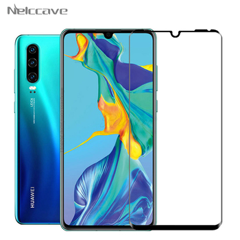 10 Pieces Full Coverage Protective 9H Tempered Glass For Huawei P30 P20 Pro P10 Plus P9 P8 Lite 2017 Screen Protector Cover Film