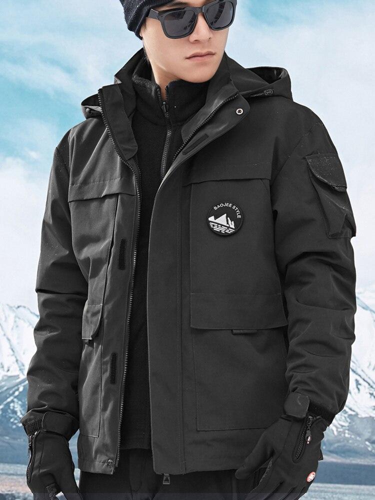 mulheres inverno para baixo jaqueta caminhadas a 04