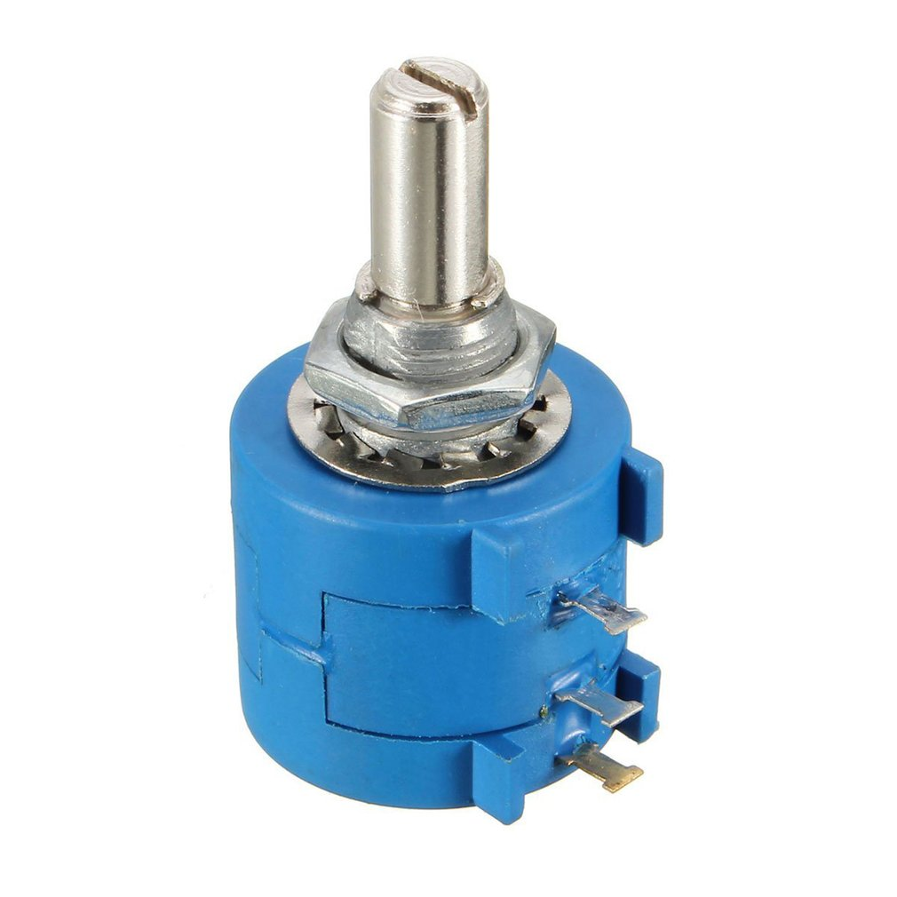 Multi-turn Wirewound Variable High Precision 3590S Series Potentiometer 10 Laps