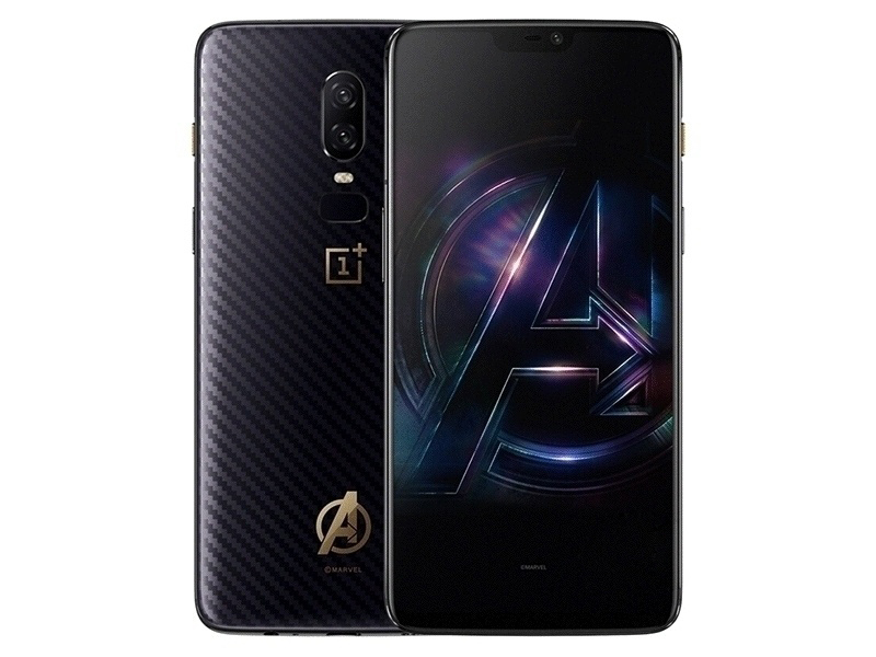 Original Global Version OnePlus 6 8GB 128GB AI Dual Camera 20MP+16MP Face ID Android 8 Snapdragon 845 Octa Core Telephone