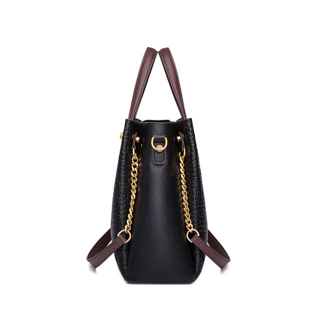 HOT ZOOLER 2020  Luxury Handbags Woman Bags Designer Genuine Leather Bag Women Cow Leather Handbag High Quality Tote Bags QS211