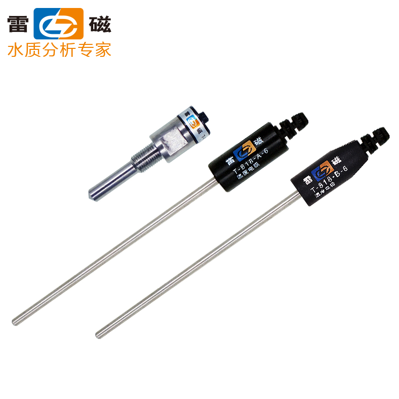 Temperature Electrode T-820D Temperature Probe T-818 Type T-817 Type Q6 Temperature Sensor