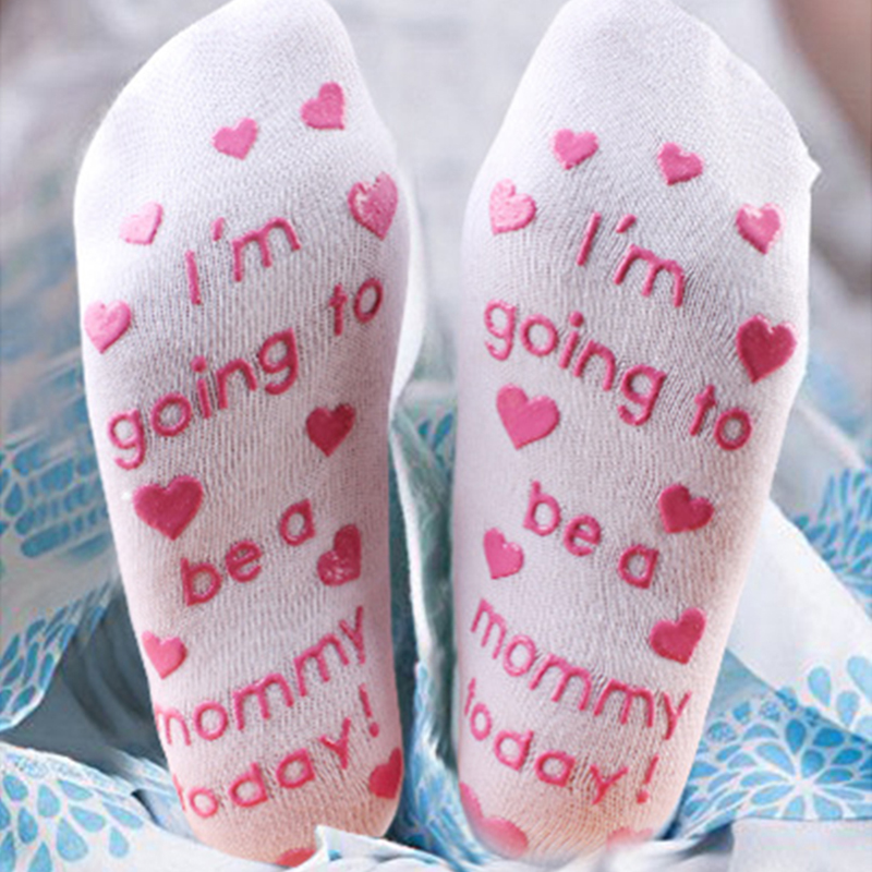 Dropshipping 2019 Pregnant Women Socks Winter Warm Rubber Sole Floor Socks Anti-Slip Ankle Socks Meia Maternity Female Socks