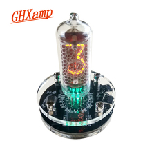 GHXAMP IN 8 2 Nixie Glow Tube Single Glow Clock IN8 2 New Original Imported Home Made Accessories Diy