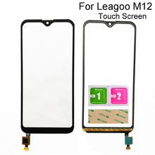5.7'' Touch Screen Front glass For Leagoo M12 Touch Screen Digitizer Lens Sensor Touch Panel Tools 3M Glue 6 1 touch screen for ulefone note 7 s11 touch panel touch screen digitizer sensor repair touch glass lens tools 3m glue