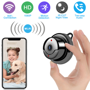 Image 1 - Wireless Mini WiFi Kamera 1080P HD IR Nacht Vision Micro Kamera Home Security Ip kamera CCTV Motion Erkennung Baby monitor
