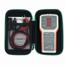 WS400A Photovoltaik Panel Multimeter Solar Panel MPPT Tester Smart MPPT Solar Panel Multimeter VOC Power Meter