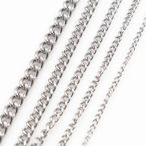 5 Meters/Lot Never Fade Thicken Stainless Steel Necklace Chains Bulk For DIY Jewelry Findings Making Materials Handmade Supplies