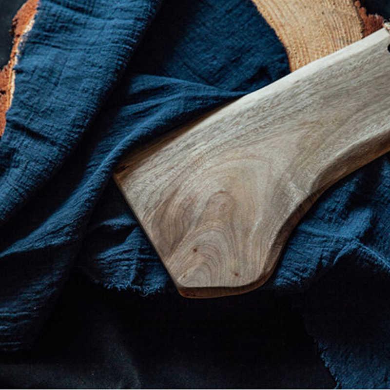 الحلوى مناديل للمائدة القطن الكتان منديل بلون بسيط النمط الياباني المنديل دي الجدول Tissu الجدول ديكور