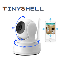 IP Camera Home Security Two Way Audio HD 720P Wireless Mini Camera 1MP Night Vision CCTV WiFi Camera Baby Monitor