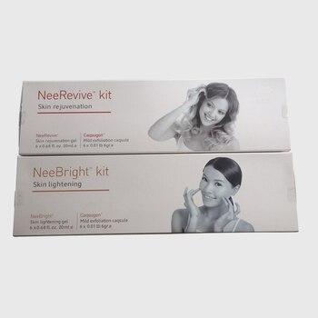 NeeBright Kit+NeeRevive Kit Lightening And Whitening Gel Consumables