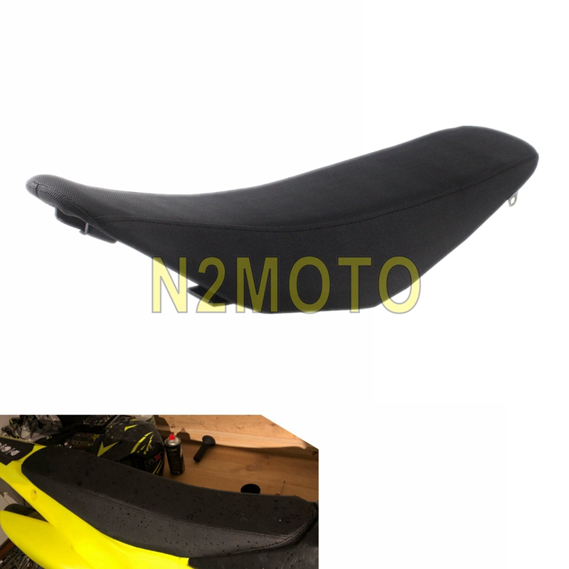 1 Pcs Motorcycle Foam Plastic Seat Cover Soft Cushion For Honda CRF250R 2014-2017 <font><b>CRF450R</b></font> 2013 2014 2015 <font><b>2016</b></font> Black image