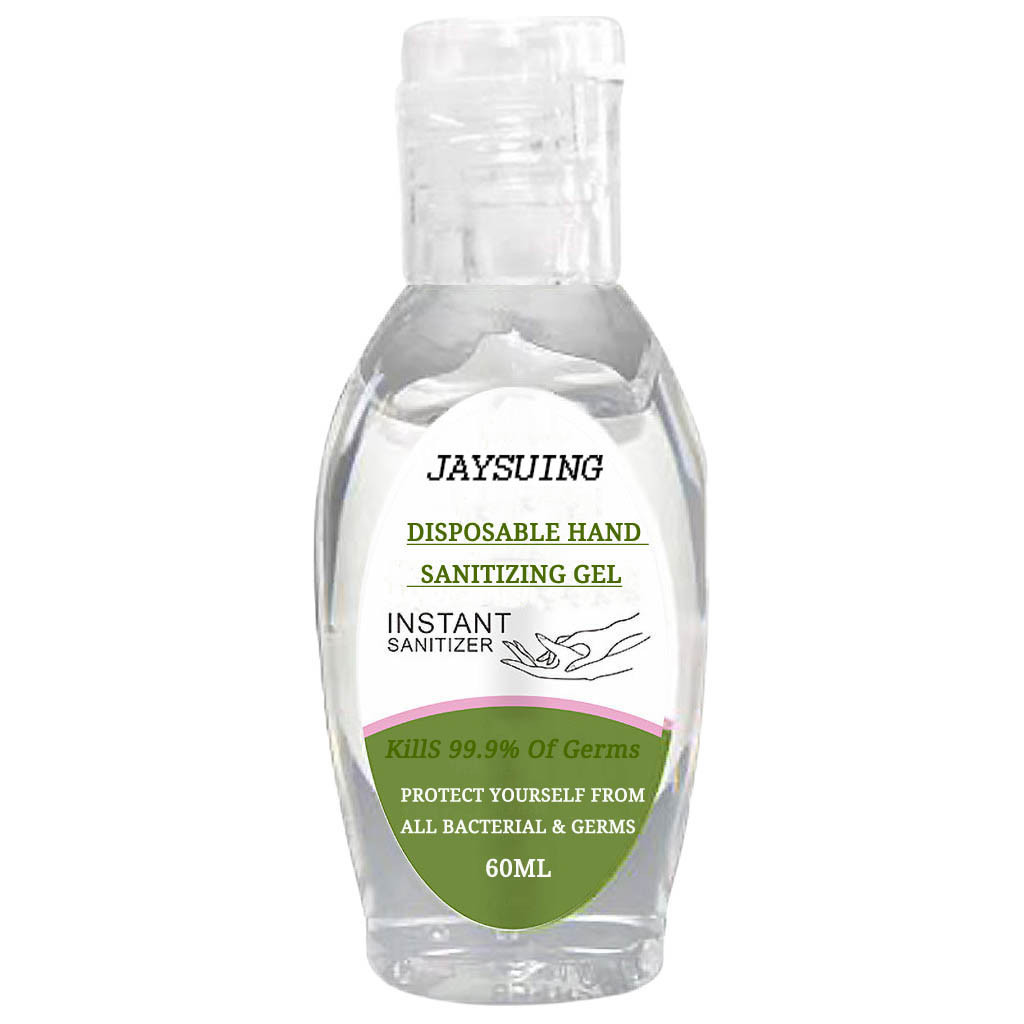 Coronavirus Disinfectant Disposable Hand Sanitizer Household Cleaner Hand Wash Free Fast 60ML 1