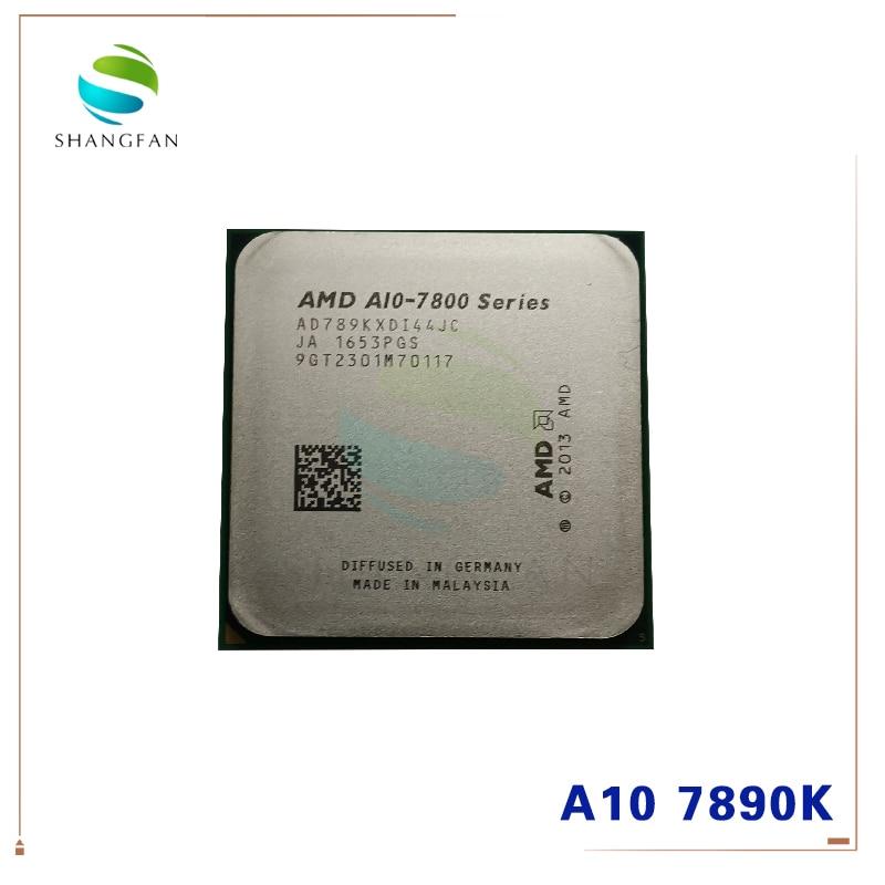 AMD A10-Series A10-7890K A10 7890K A10 7890 K 4.1 GHz Quad-Core CPU Processor AD789KXDI44JC  Socket FM2+