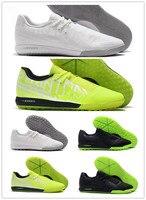 Men Zoom Phantom VNM Pro TF IC Venom Turf Indoor New Lights Under The Radar Soccer Football Shoes Boots Cleats|Soccer Shoes| |  -