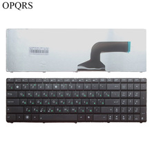 Laptop Keyboard ASUS Russian FOR P52/P52f/P52jc/.. Black NEW