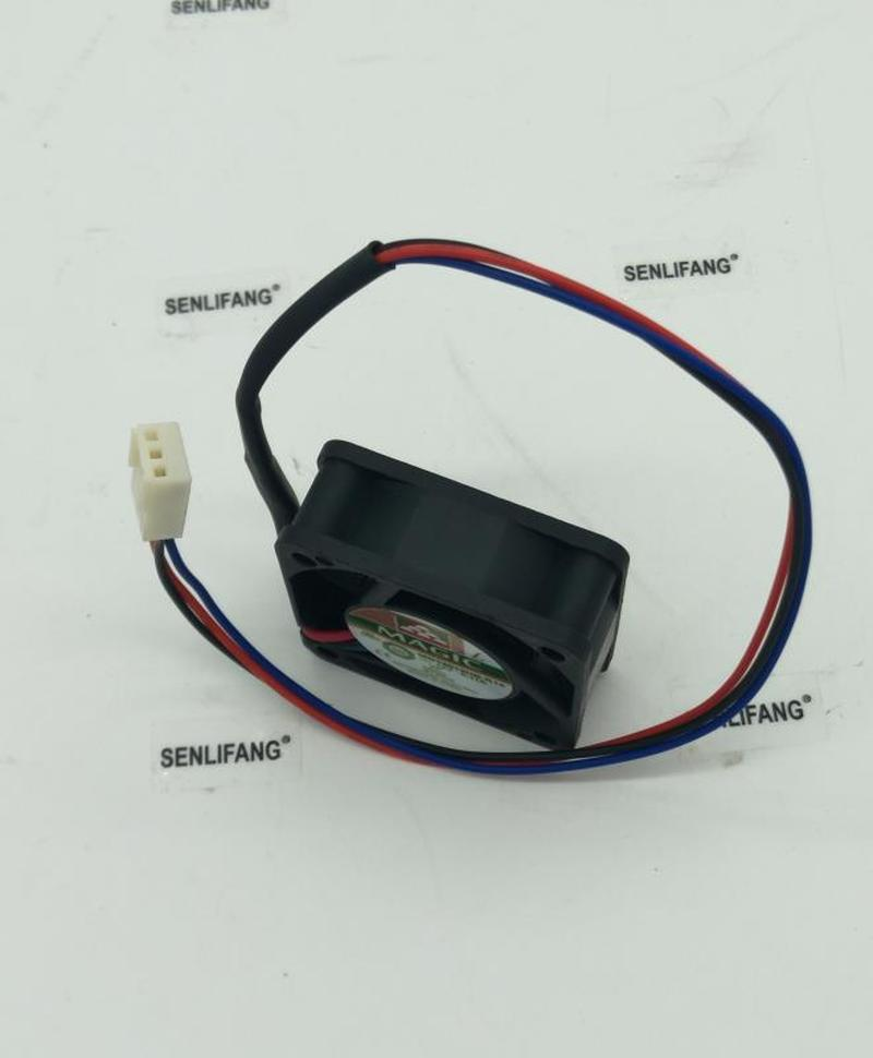 For MGT4012HB-R15 4015 12V 40*40*15MM 0.11A 3 Wire Ball Cooling Fan, Free Shipping