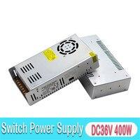 DC Power Supply 12V 13.8V 18V 24V 30V 28V 36V 42V 48V 60V 400W Transformers 220V 110V AC DC SMPS For CCTV Light CNC Router Motor