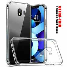 Ultra Dunne Transparante Soft Case Voor Samsung Galaxy Grand Prime Pro On5 Op Nxt On7 Telefoon Case Cover