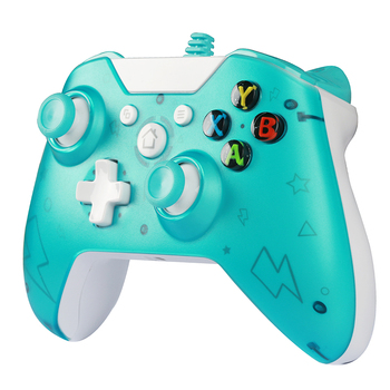 USB Wired Controller For Xbox One Controller for Microsoft Xbox One PC Games Controller Joystick Gamepad with Dual Vibration NEW