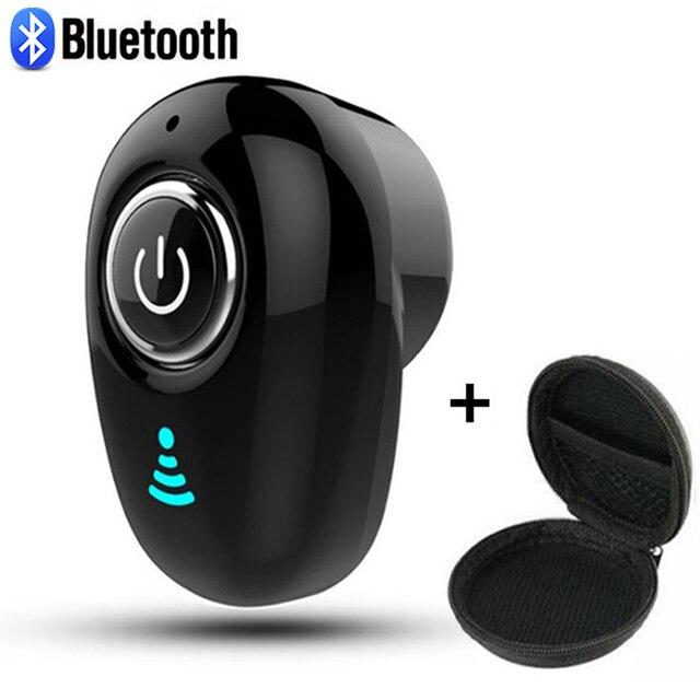 S650 Mini Wireless Bluetooth Earphone Sport Earbuds Bluetooth Headphone Handsfree Headset with Mic For Samsung S20 Huawei Xiaomi