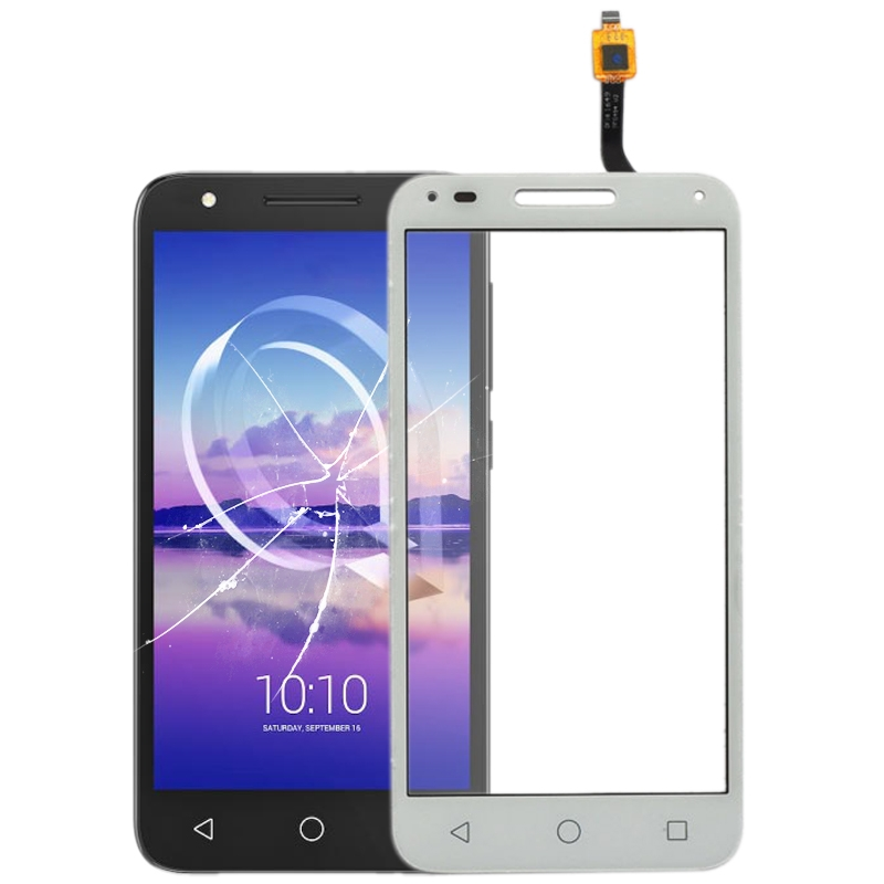 For <font><b>Alcatel</b></font> U5 3G <font><b>4047D</b></font> 4047G 4047 OT4047 OT4047D <font><b>LCD</b></font> Display Screen with Touch Panel Digitizer Glass Sensor Assembly image