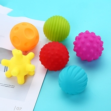 Pet-Dog-Ball-Toys Rubber Chew Dogs Puppy-Toy Squeaky Small for Pets-Brinquedo-Cachorro