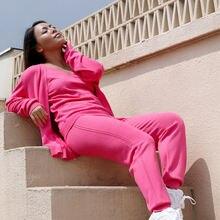 Женская спортивная одежда из трех предметов костюм для бега