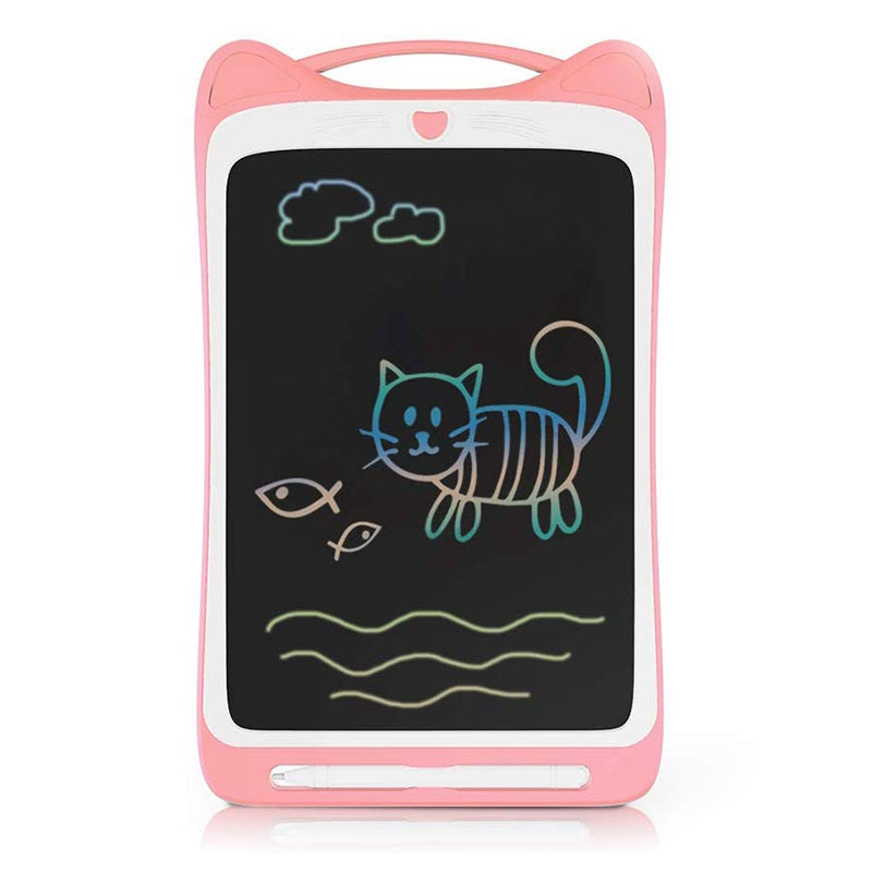 Writing Tablet, 9-Inch Color Graffiti Board, Portable Drawing Tablet With Screen Lock Mini Tablet Writing Pad, Suitable For Chil