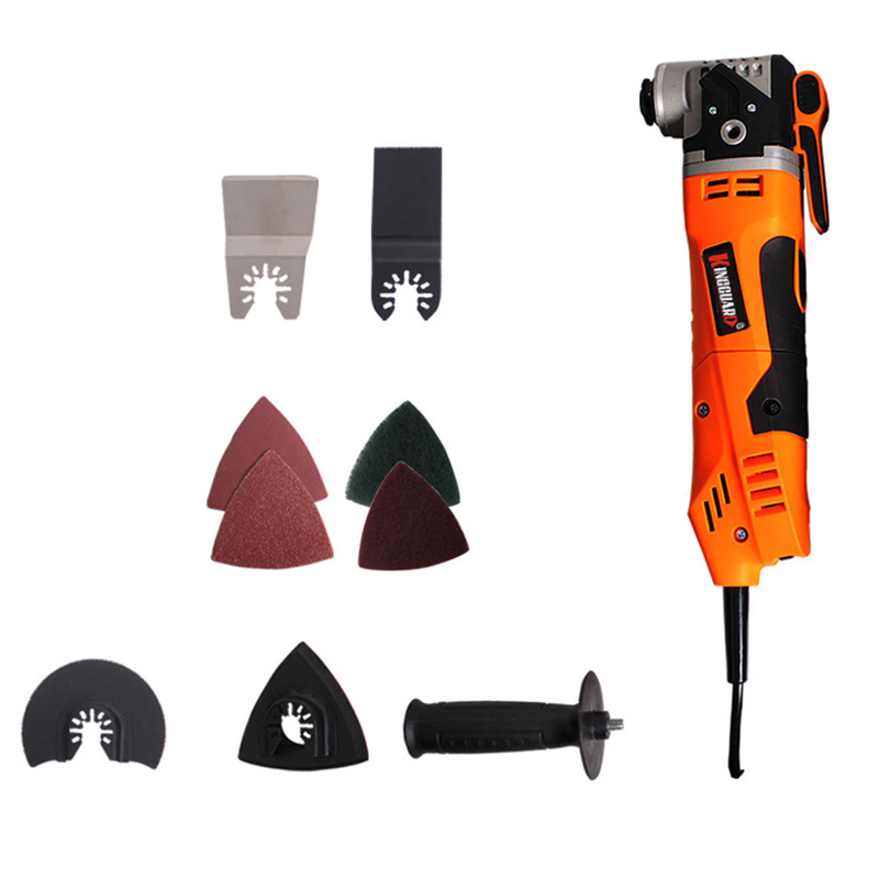 Oscillating Multi-Tools Renovator Tool Oscillating Trimmer Home Trimmer Woodworking Tools Multi-Function Electric Saw