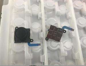 Image 2 - 50 sztuk na przełącznik do nintendo 3D kciuk kij Rocker Joy con Joystick kontroler analogowy naprawa 3D na przełącznik do nintendo