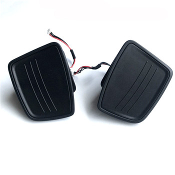RWSYPL negro mate volante cambio interruptor Paddle 8W0 951 523 J para Audi A4 S4 A5 S5 A3 S3 Q5 Q7 8W0951523J