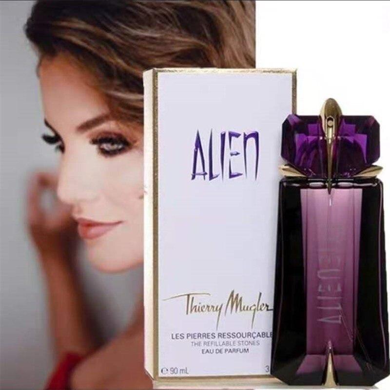 Kadın Alien edp büyüleyici koku koku sprey kadınlar için